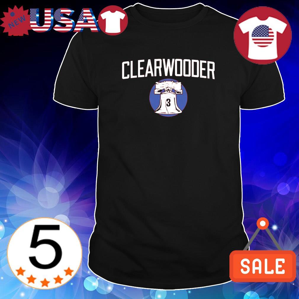 Clearwooder Phillies Bryce Harper shirt