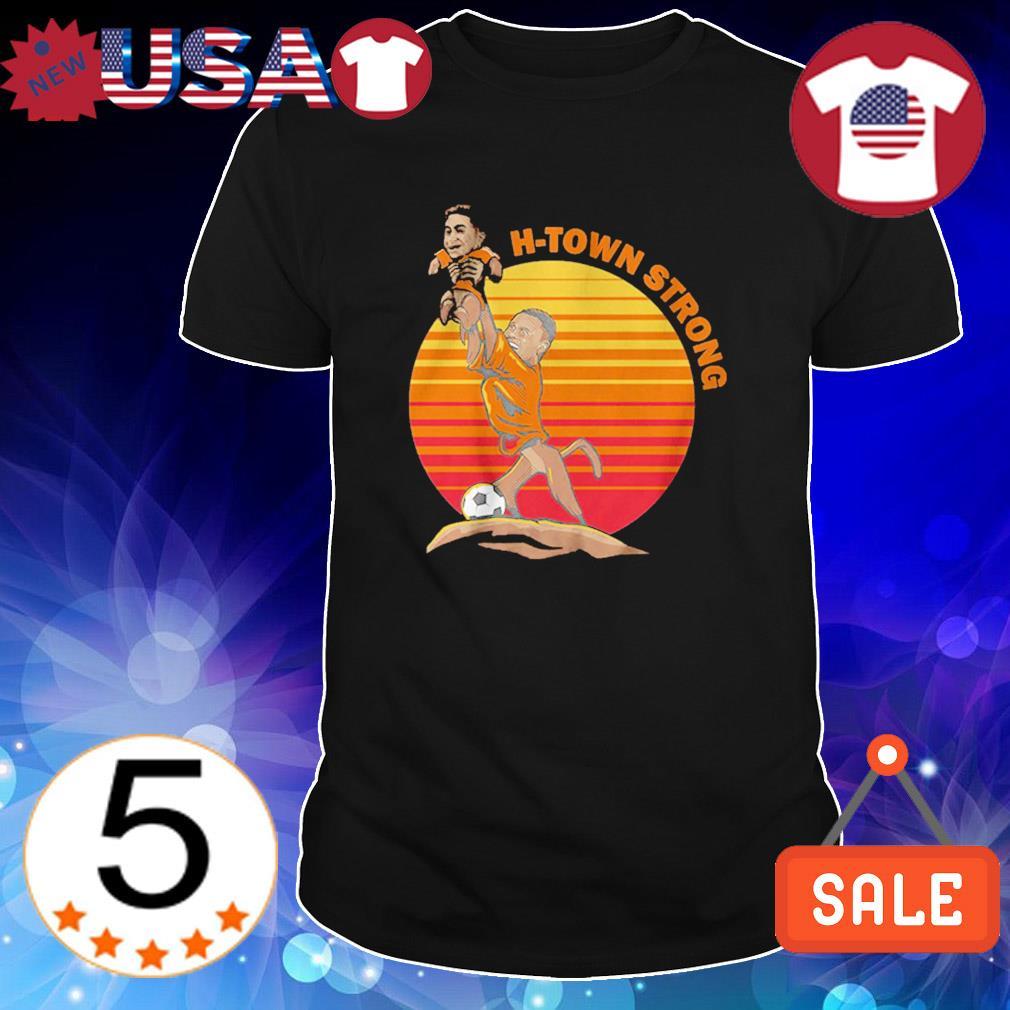 Lion King Christian Ramirez and Memo Rodriguez H-Town Strong shirt