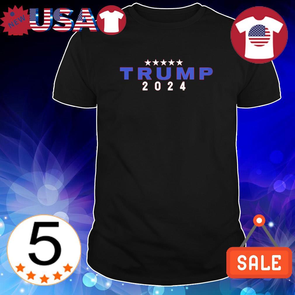President Trump 2024 shirt
