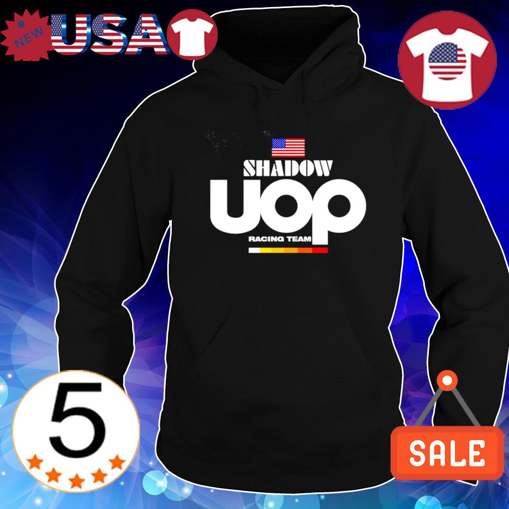 America shadow Uop racing team s Hoodie Black