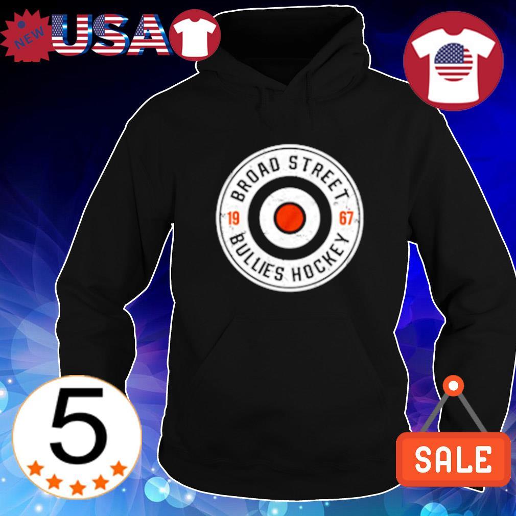 Broad Street Bullies Hockey s Hoodie Black