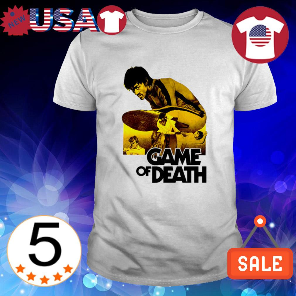 Bruce Lee Game of Death shirt
