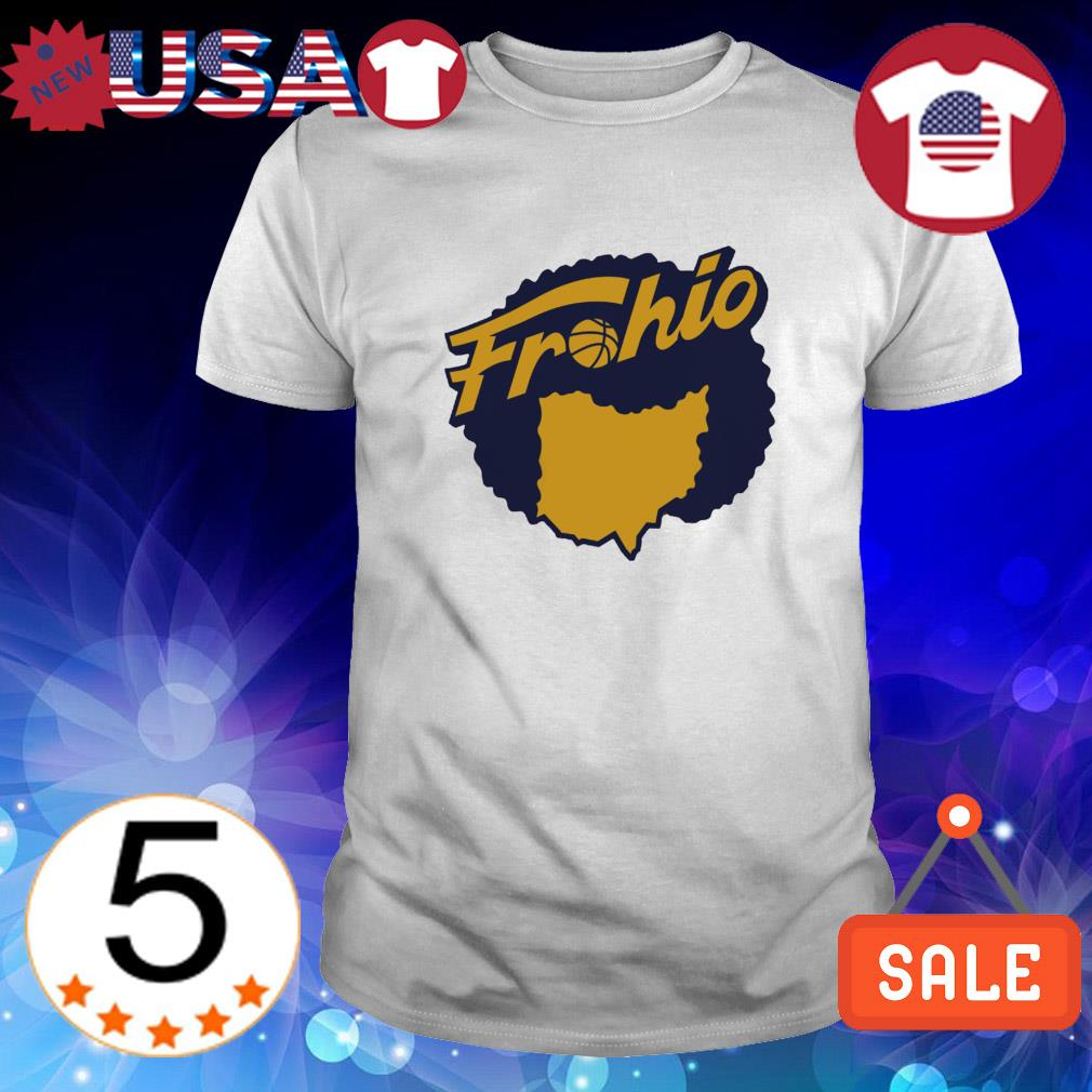 Cleveland used to be in Ohio Fruhio shirt