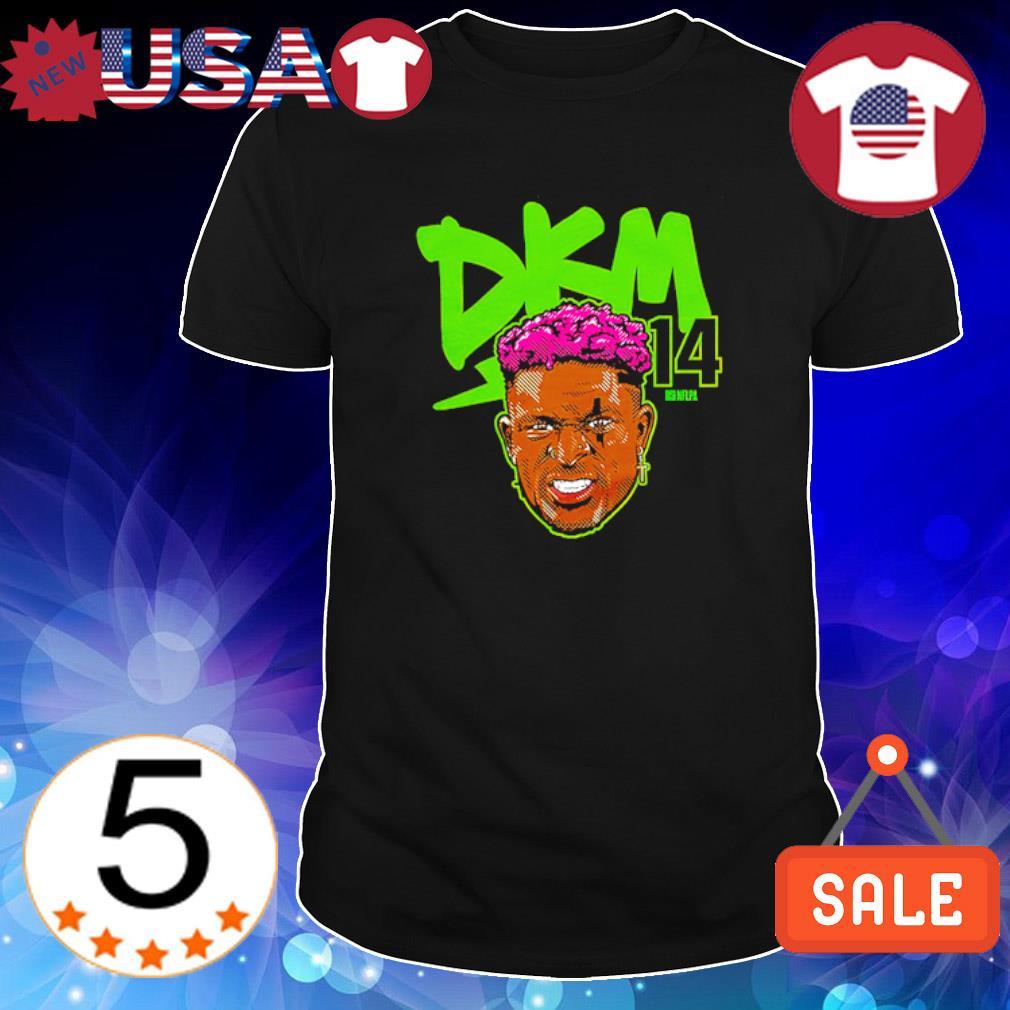 DK Metcalf D K M 14 shirt