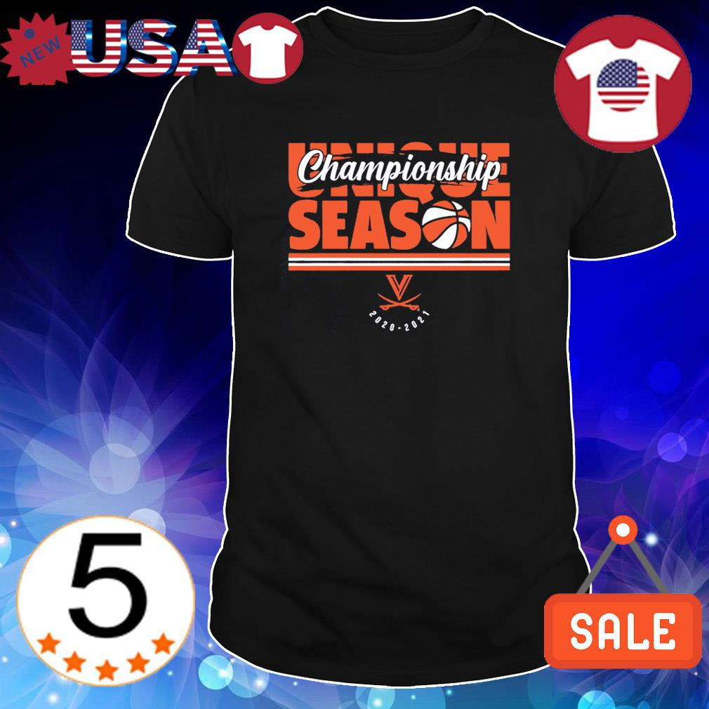 Virginia Cavaliers championship season 2020 2021 shirt