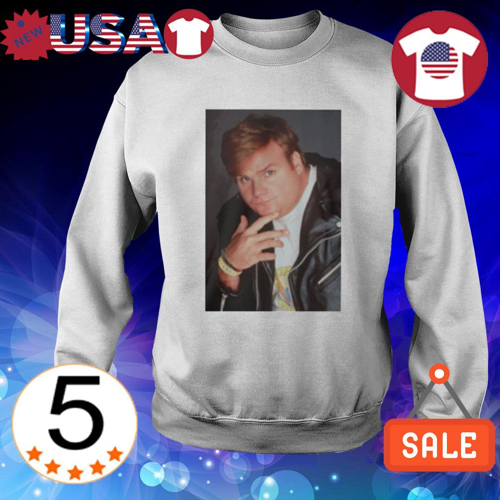 Rainbow Ricky Montgomery s Sweater White