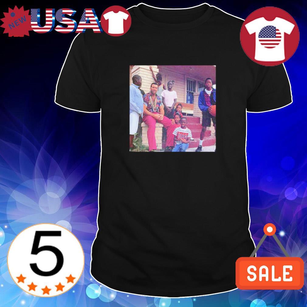 Razor Ramon with kids shirt