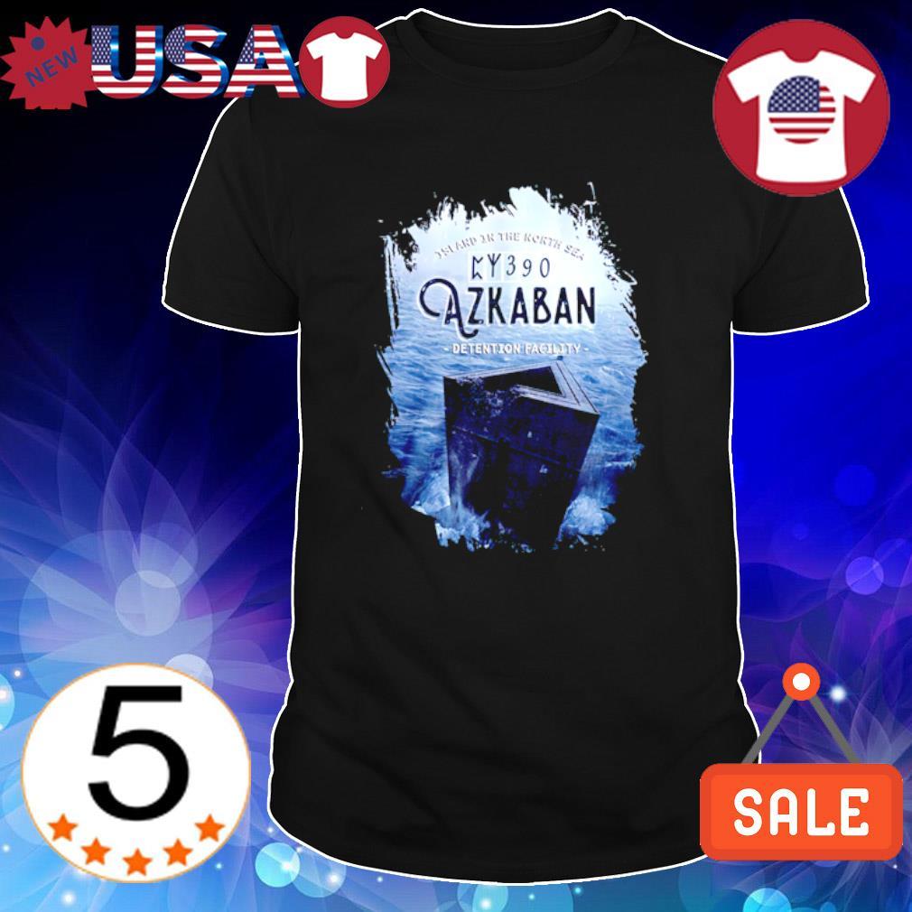 Island in the north sea Azkaban detention facility shirt