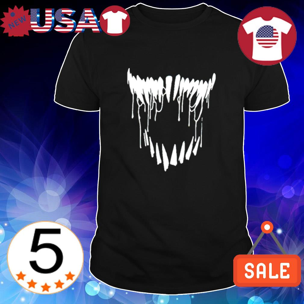 Tom Hardy Venom teeth shirt