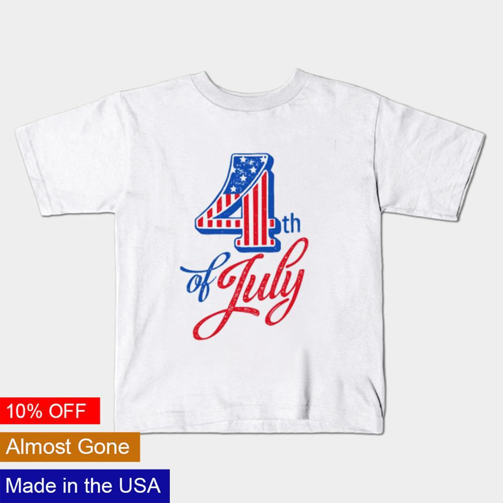 4th of july Independence Day shirt