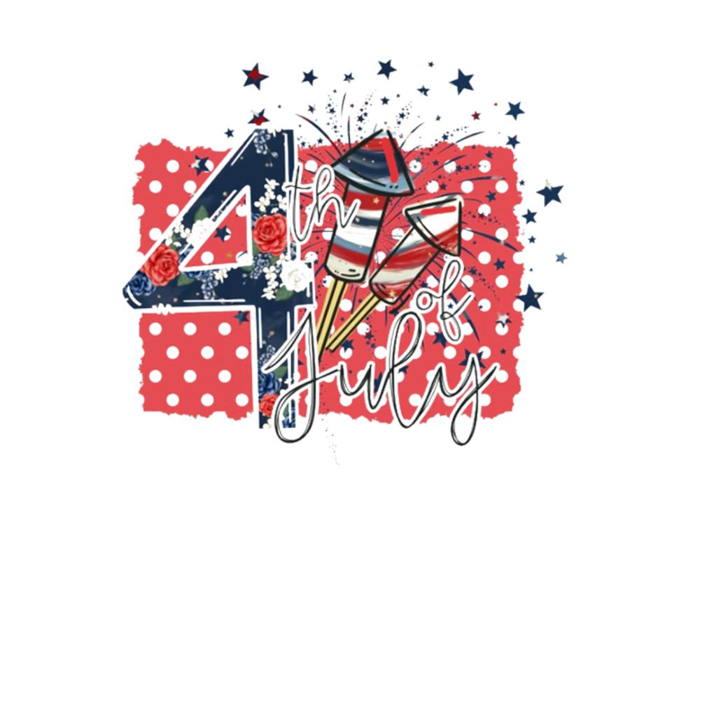Firework 4th of july Independence Day t-shirt