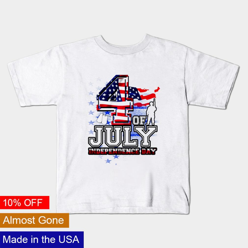 United States 4th of July Independence Day shirt