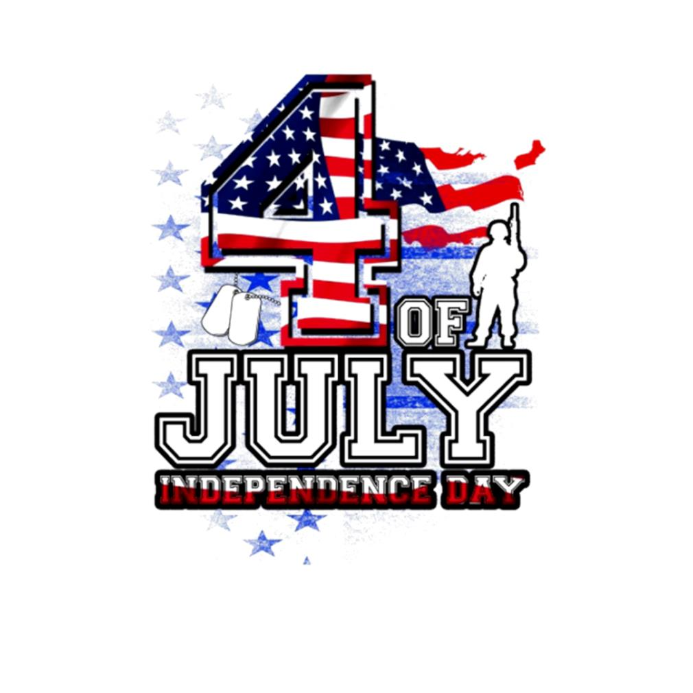 United States 4th of July Independence Day t-shirt