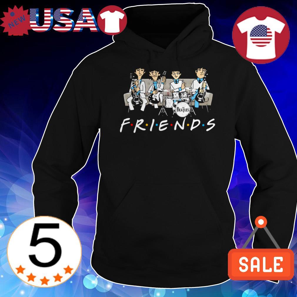 The Beatles Friends TV Show shirt