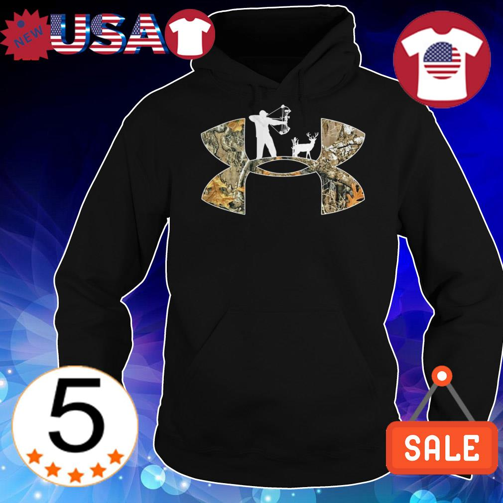 Under Armour bow hunter shirt