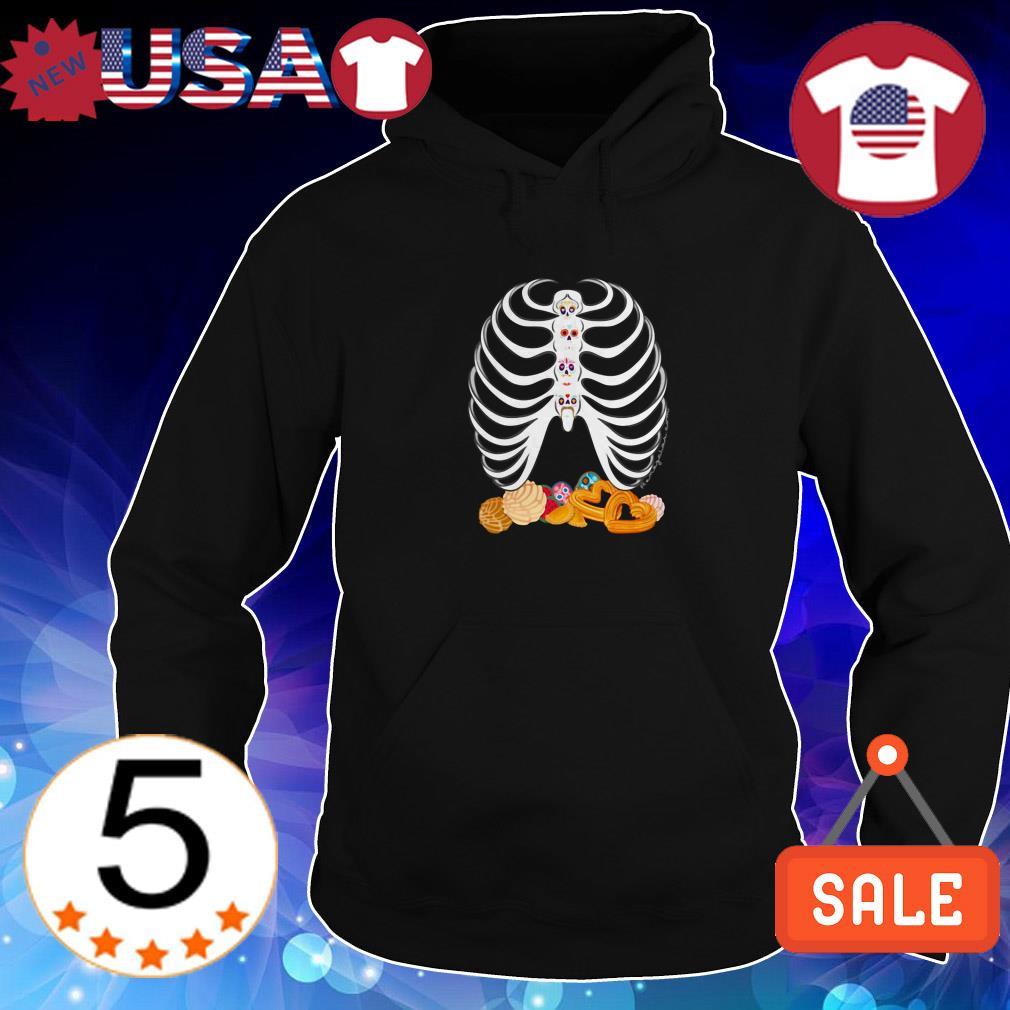 Skull Art bones I can feel it in my bones shirt