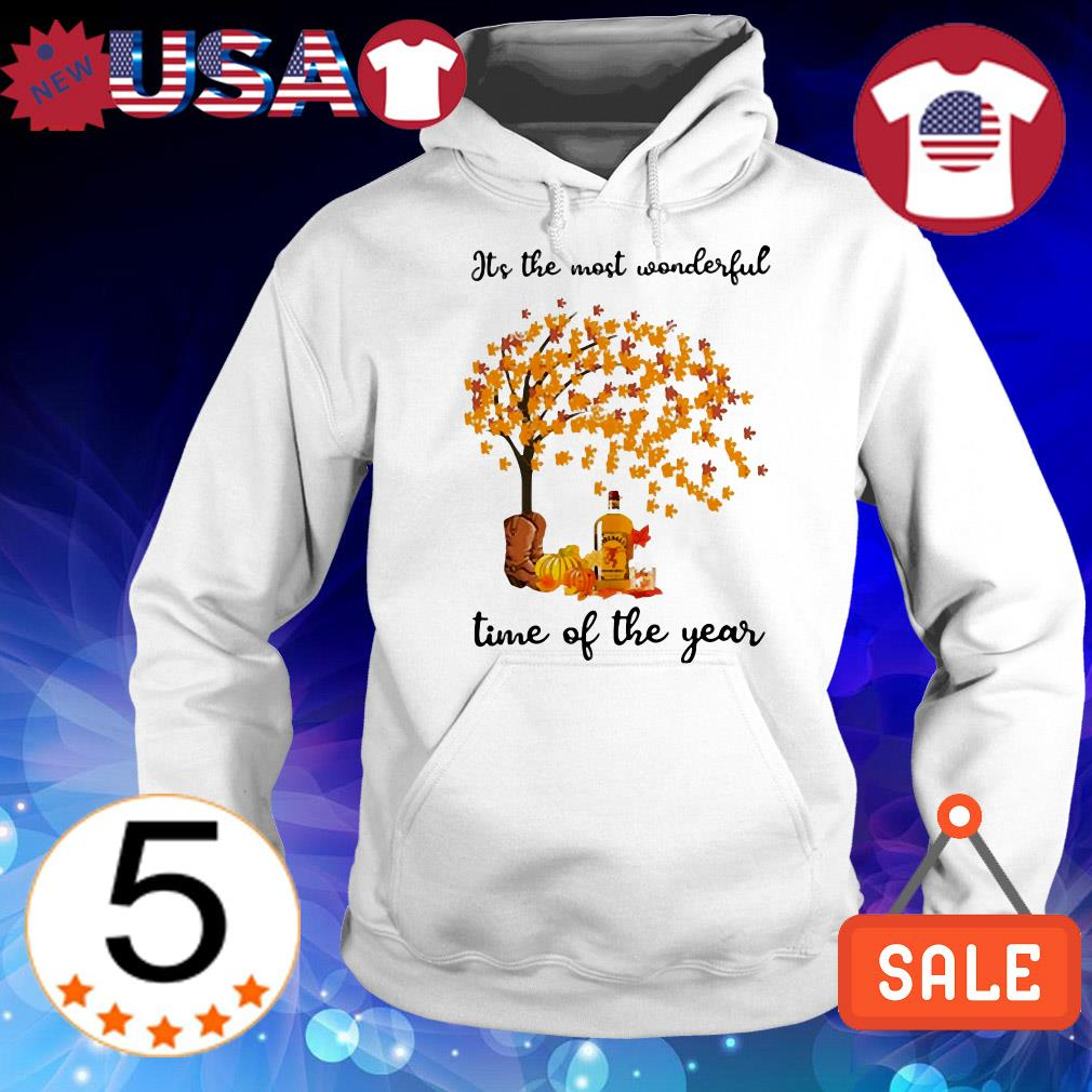 Fireball it's the most wonderful time of the year shirt