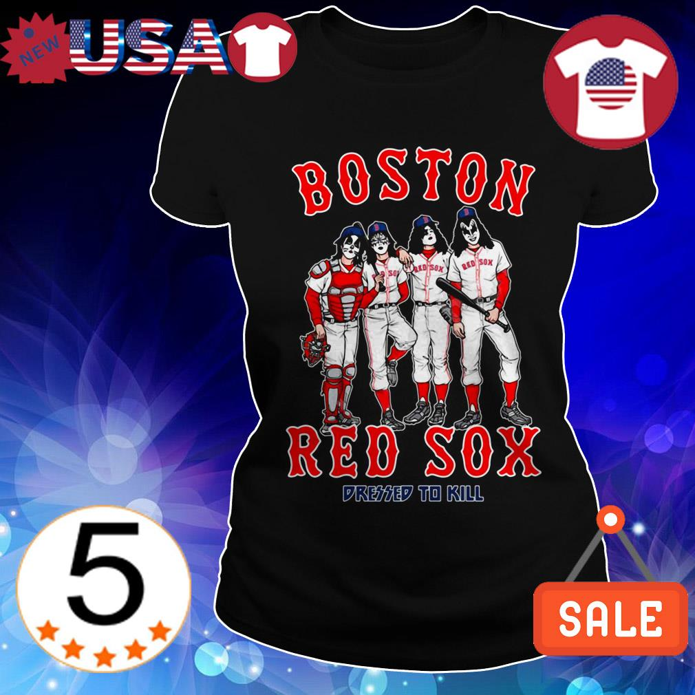 Boston Red Sox Dress to kill shirt