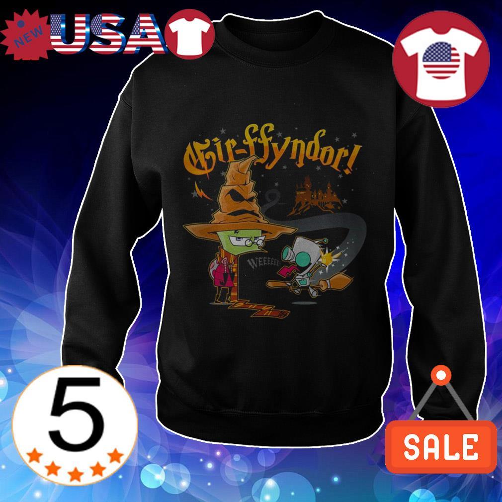 Disenchantment Gryffindor Hogwarts shirt