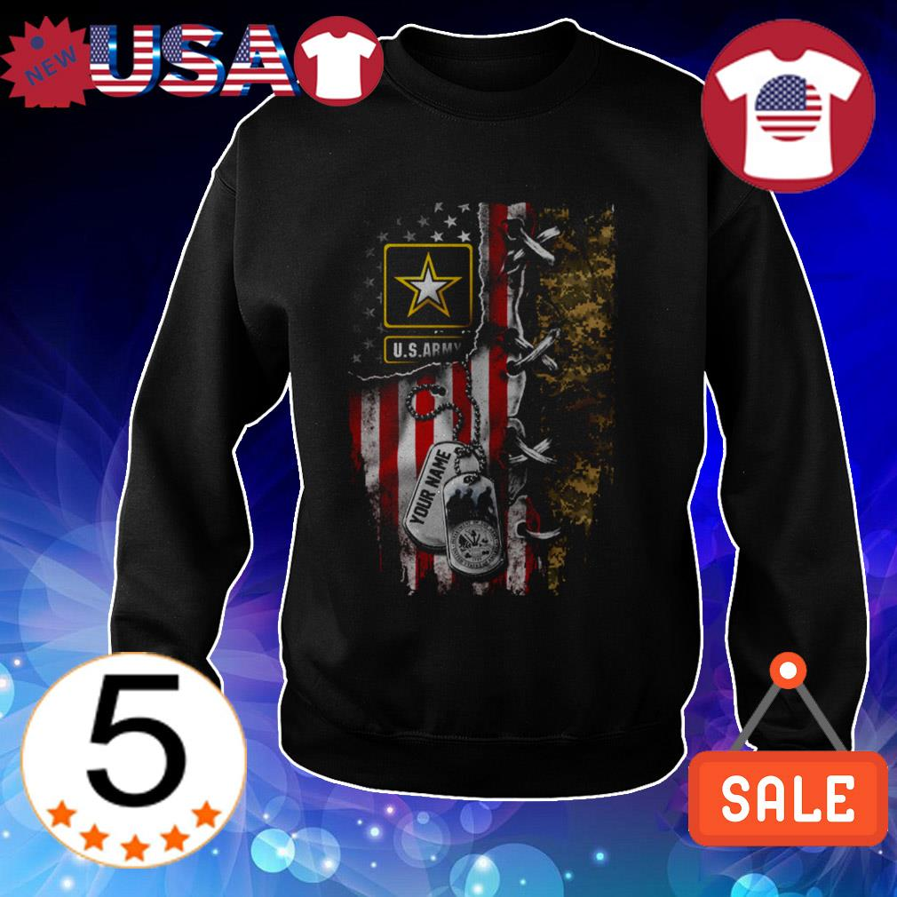 4th Of July independence day United States US Army shirt