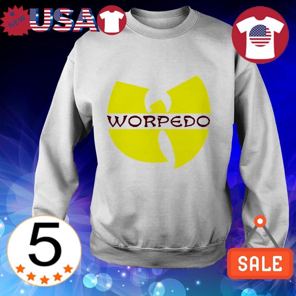 Official Wu-Tang Worpedo shirt