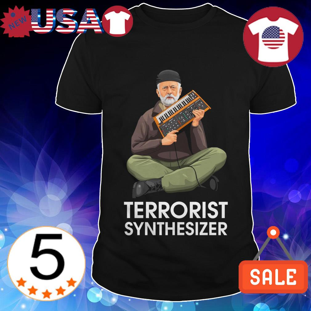 Terrorist Synthesizer Jeremy Corbyn shirt