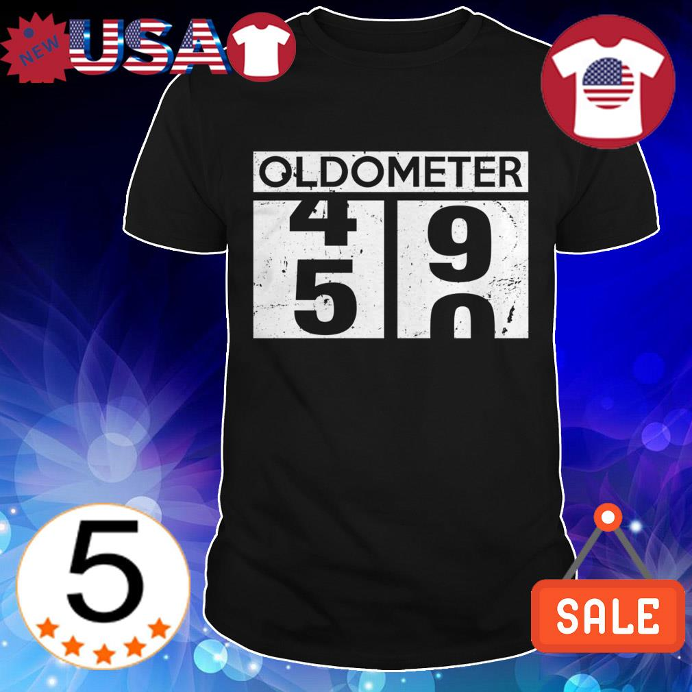 Official Odometer 45 90 shirt