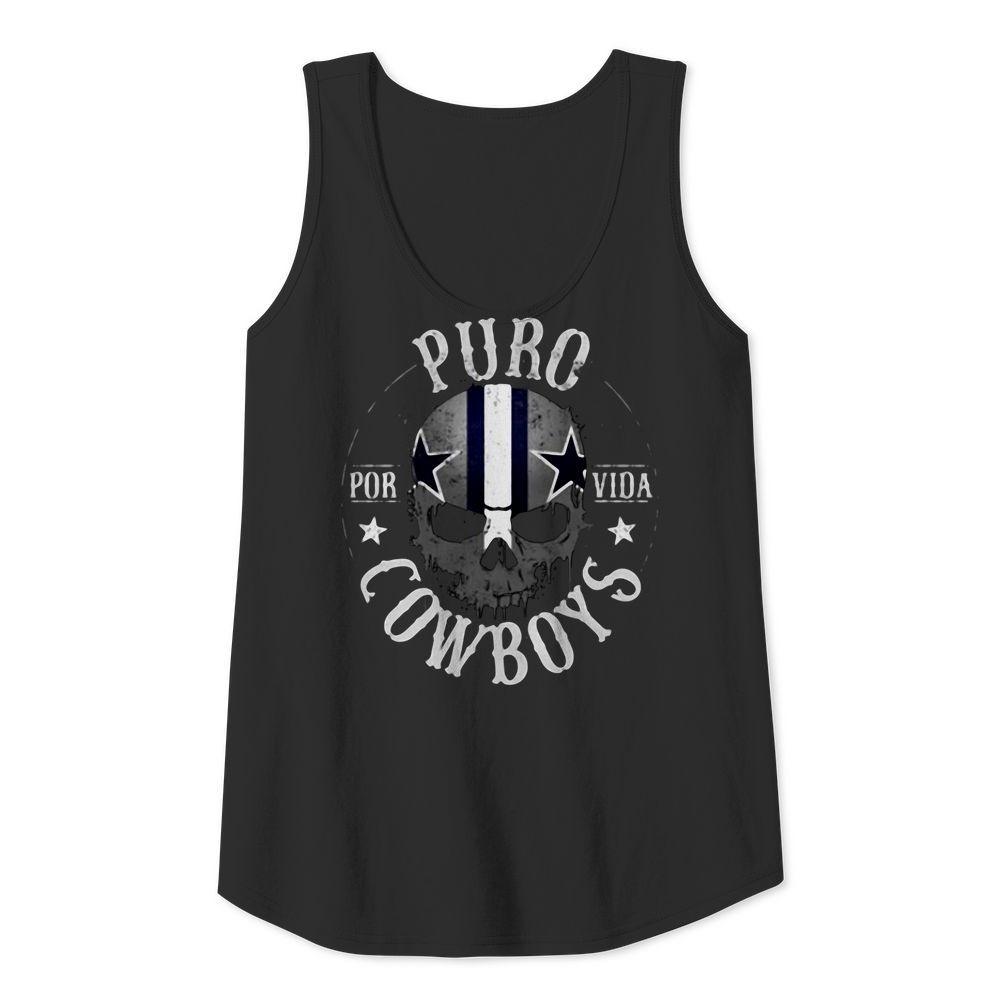 Official Skull Puro Por Vida Dallas Cowboys shirt