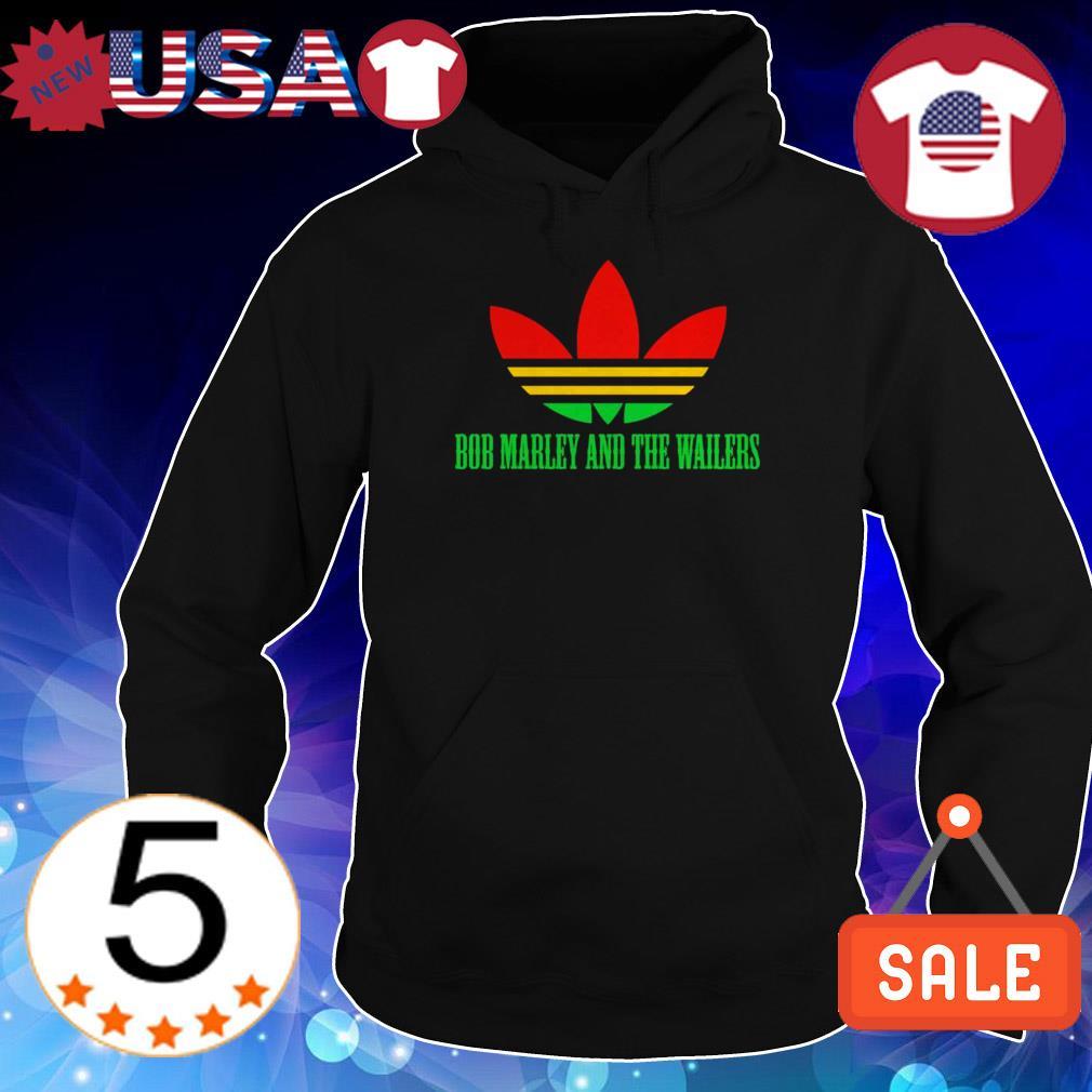 Adidas Bob Marley and The Wailers shirt