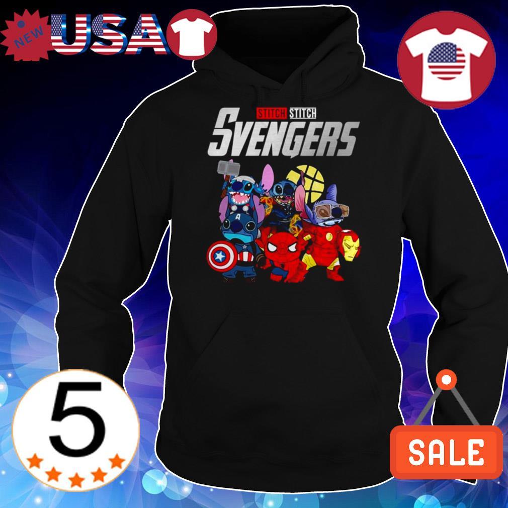 Marvel Avengers Stitch Svengers shirt