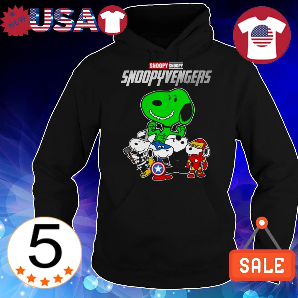 Marvel Avengers Snoopy Snoopyvengers shirt