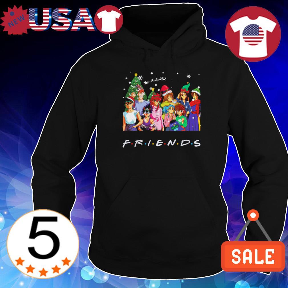 Yu Yu Hakusho x Christmas Friends TV Show sweater