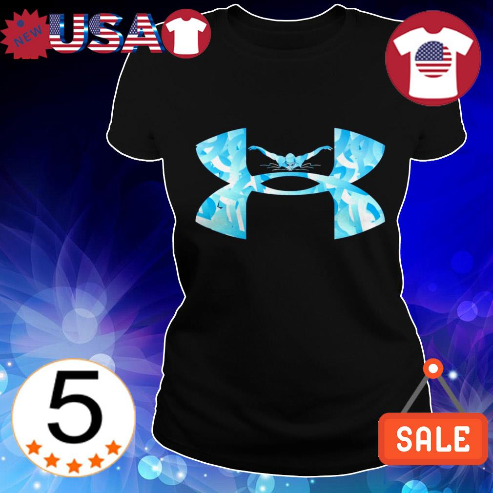 Official Under Armour swimming shirt
