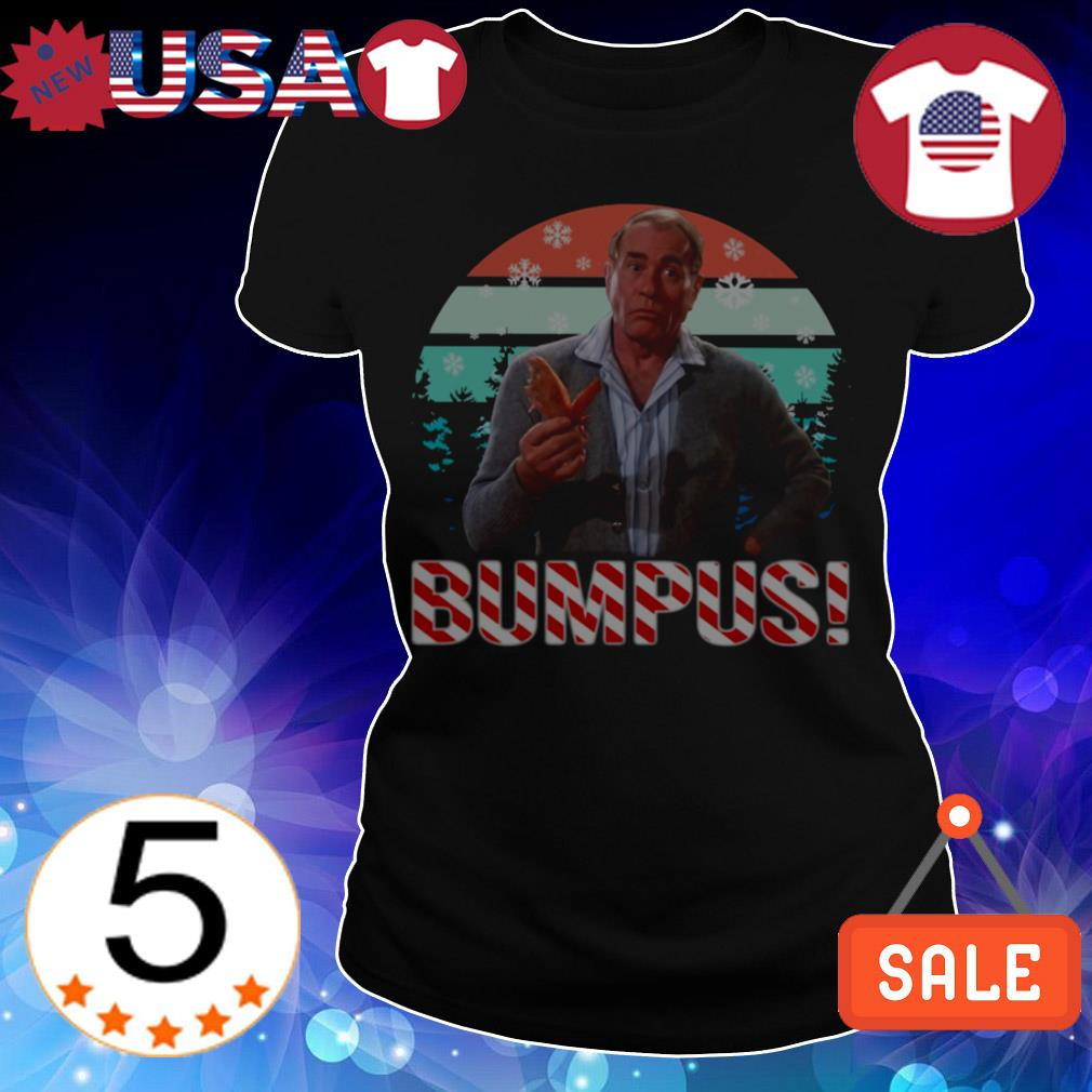 A Christmas Story Turkey Disaster bumpus sweater