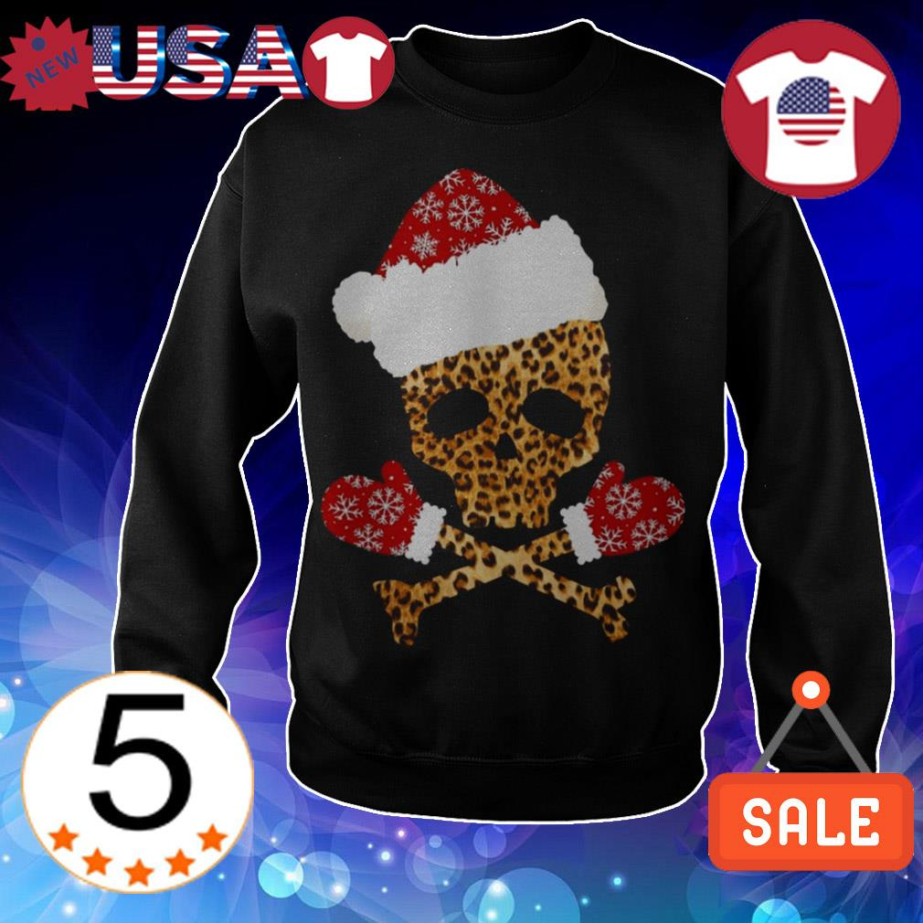 Danger warning Christmas sweater