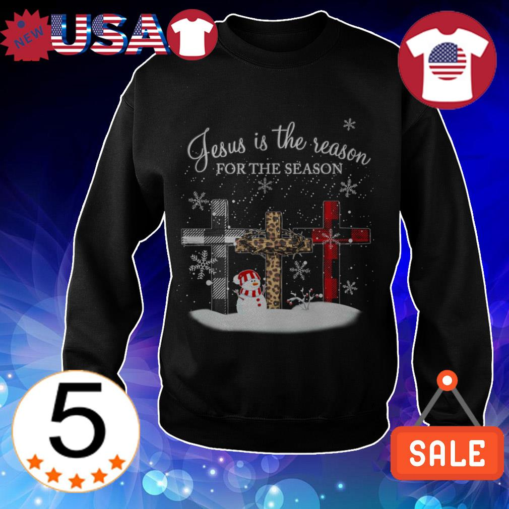 Jesus is the reason for the season Christmas sweater