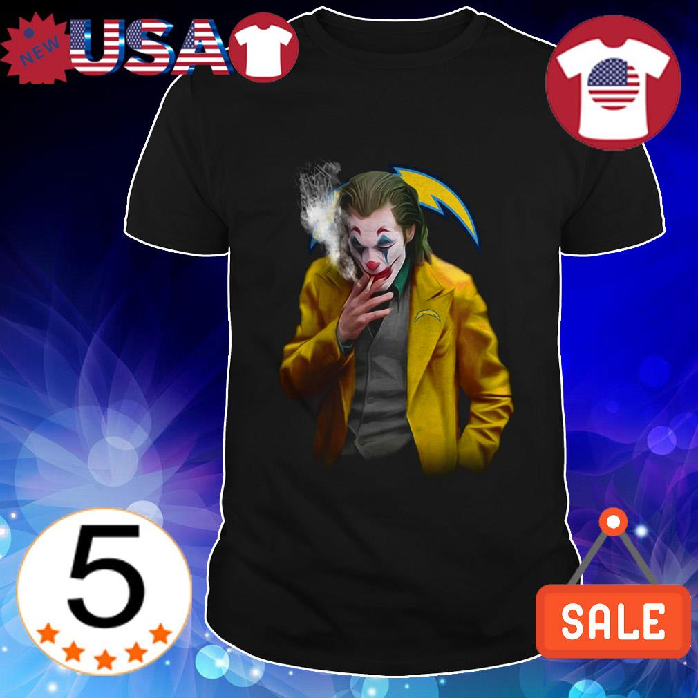 Joker Joaquin Phoenix Atlanta Falcons shirt