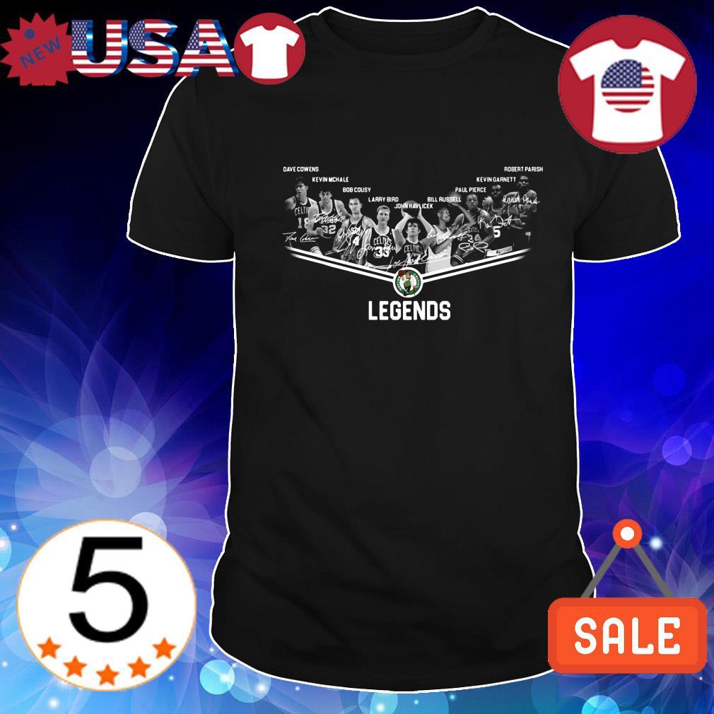 Buffalo Bandits Legends players signature shirt