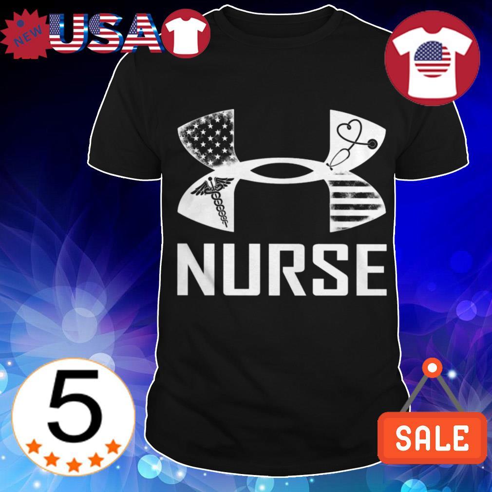 Under Armour nurse shirt