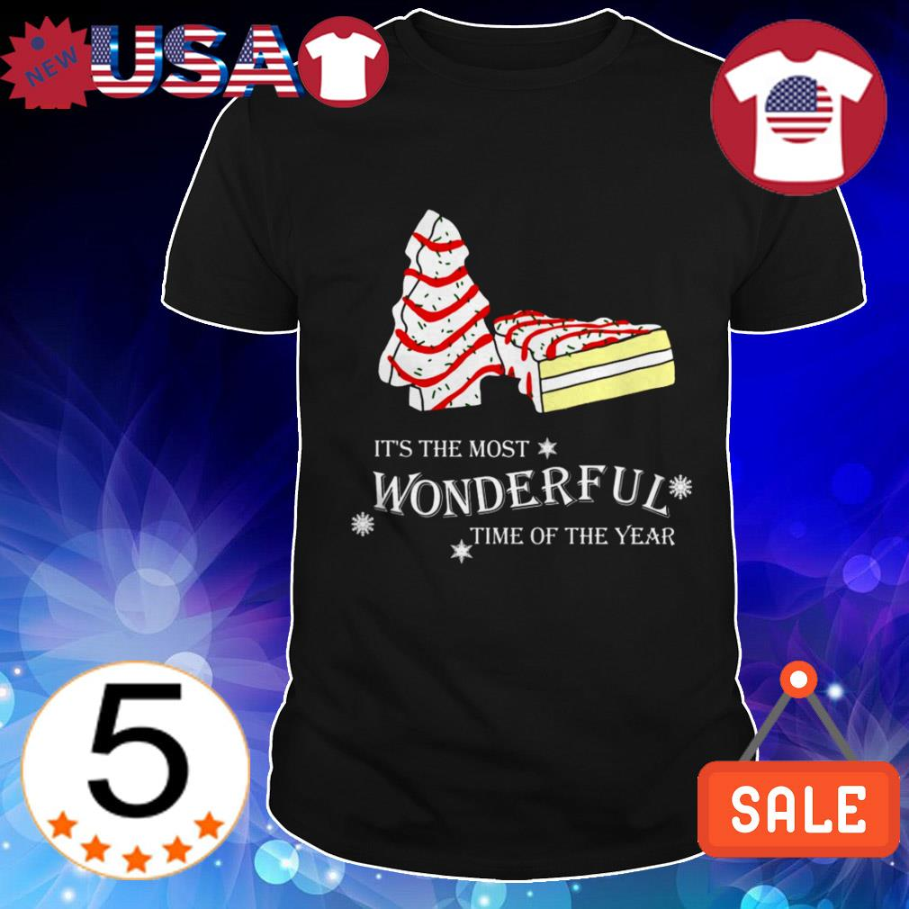 Xmax cake it's the most wonderful time of the year Christmas sweater