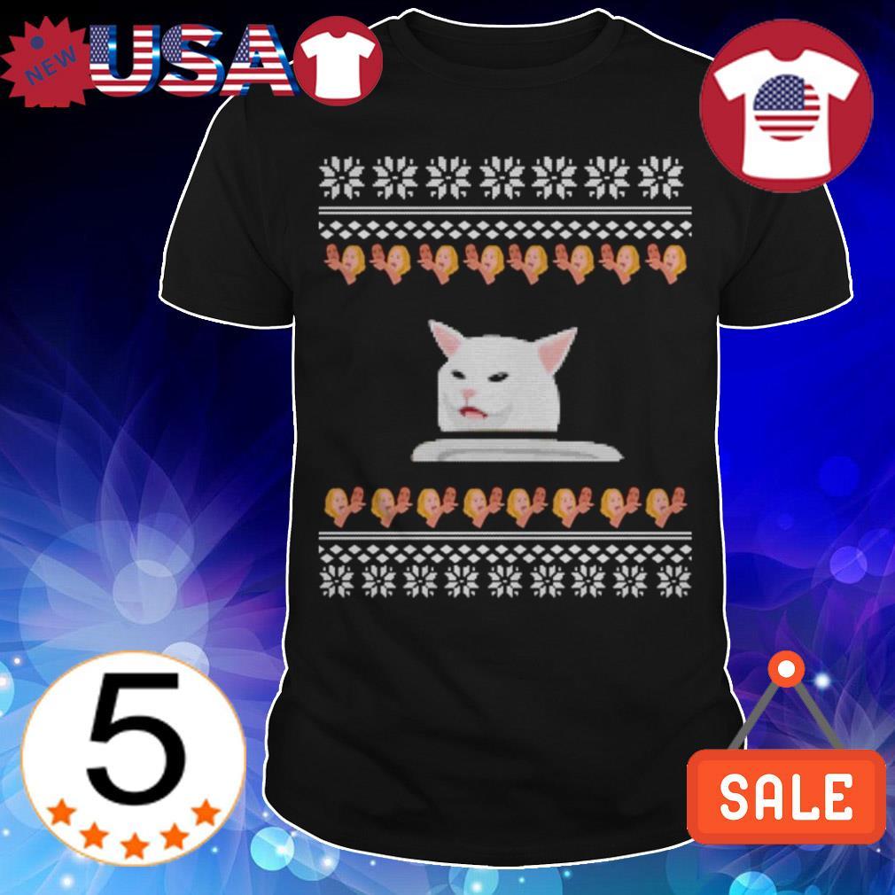 Funny cat meme shirt