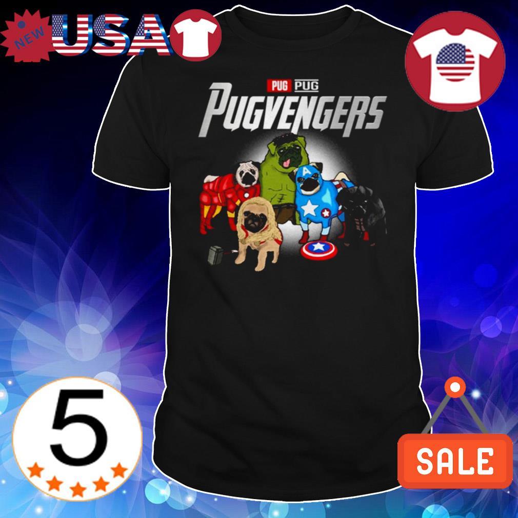 Marvel Avengers Endgame Pug Pugvengers shirt