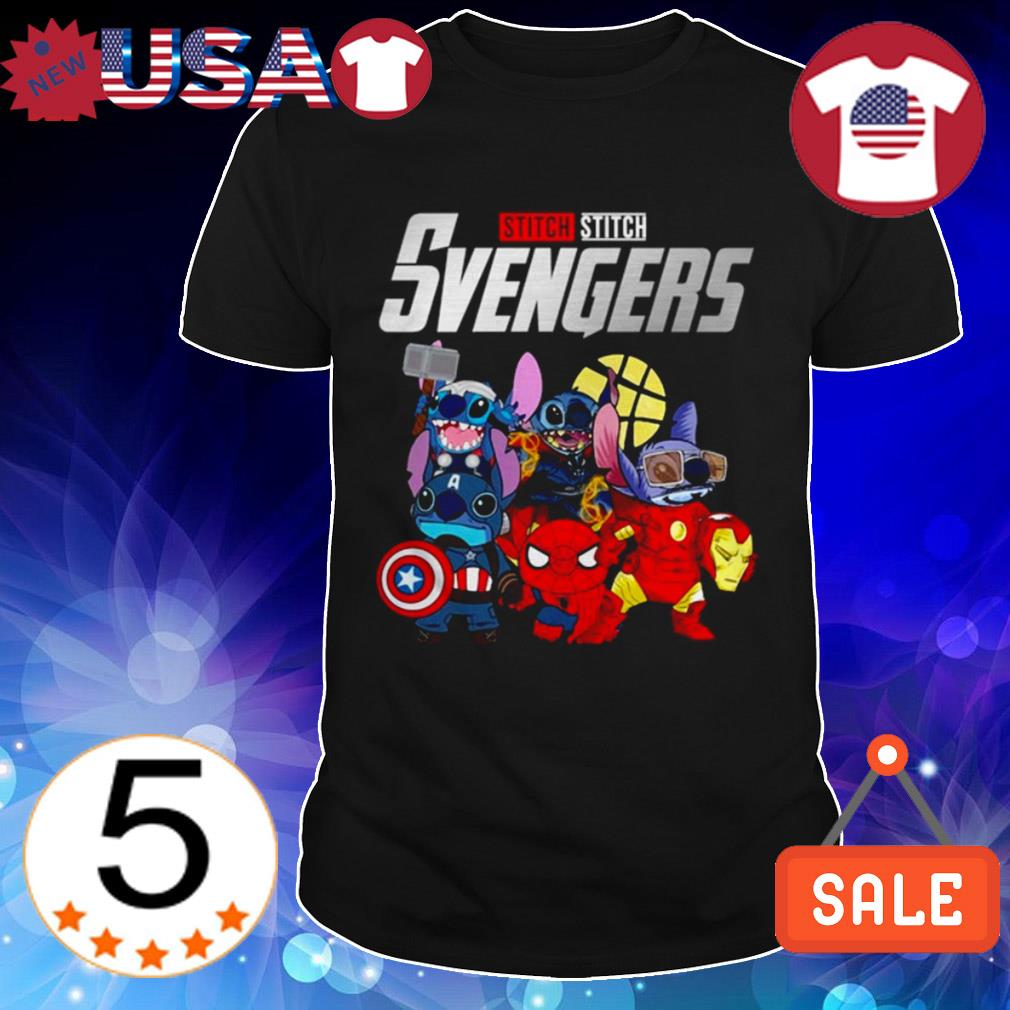 Marvel Avengers Stitch Svengers shirt