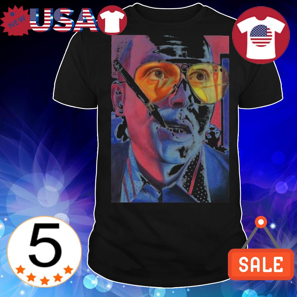 Fear And Loathing In Las Vegas shirt