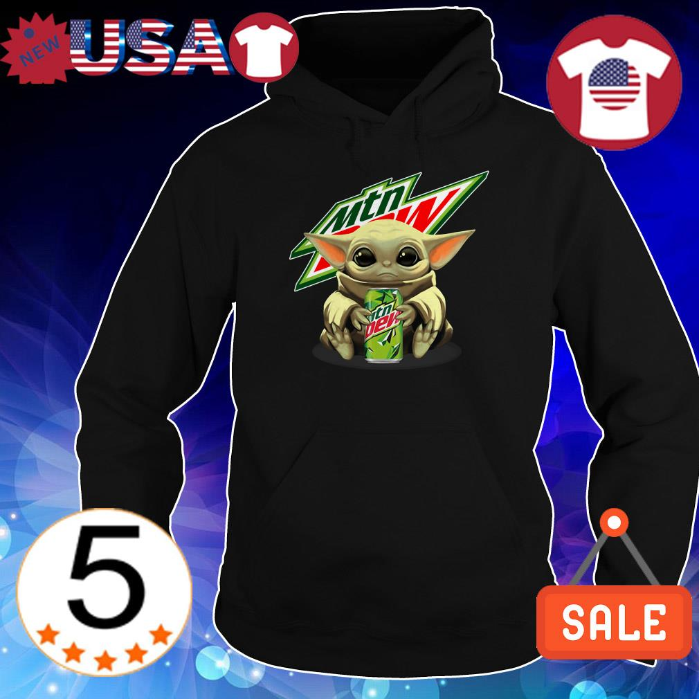 Star Wars hug Mountain Dew shirt