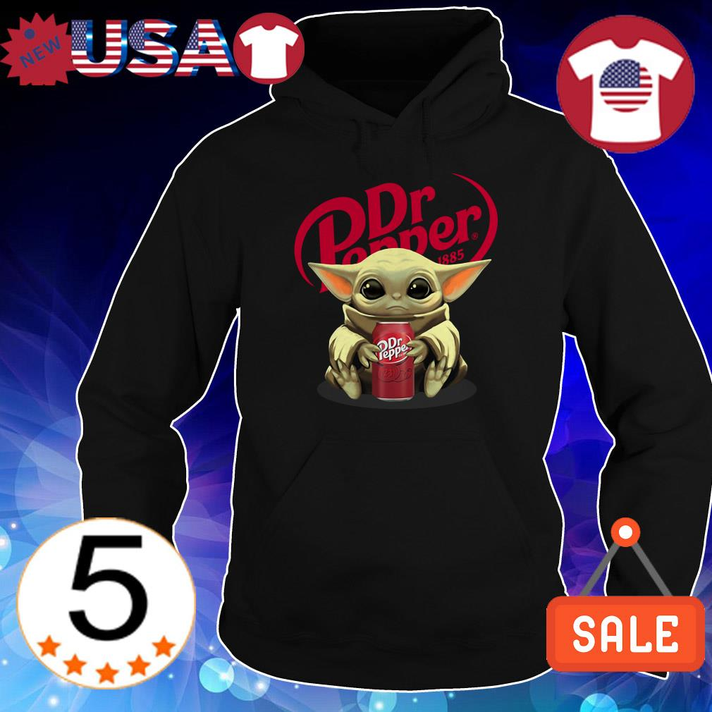 Star Wars hug Dr Pepper shirt