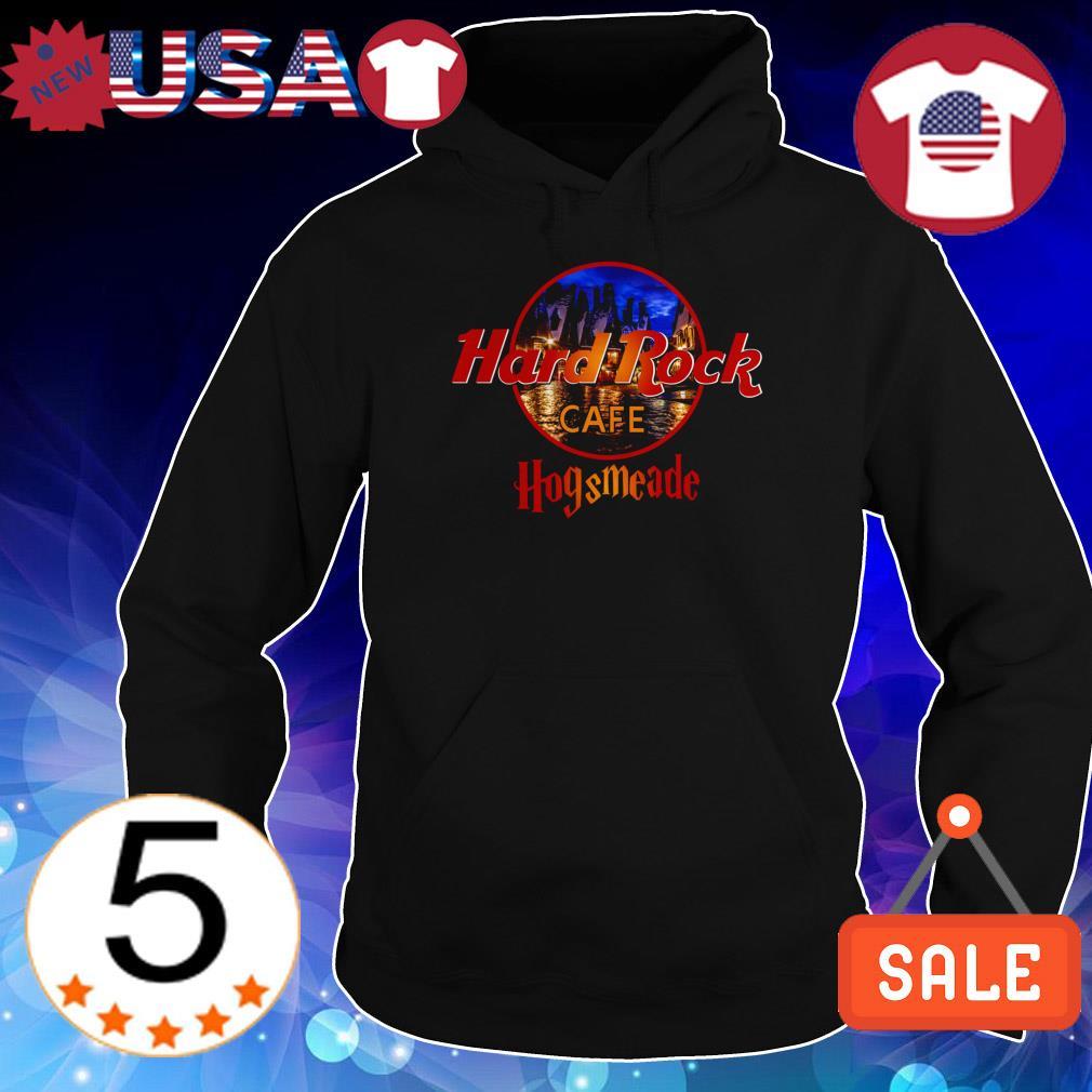 Hard Rock Cafe Hogsmeade shirt