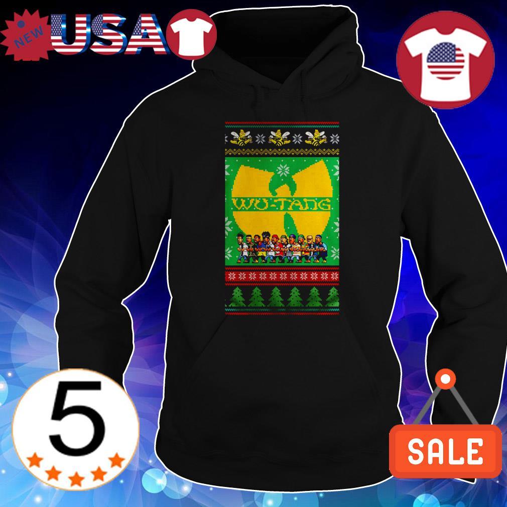 Wu-Tang Christmas sweatshirt