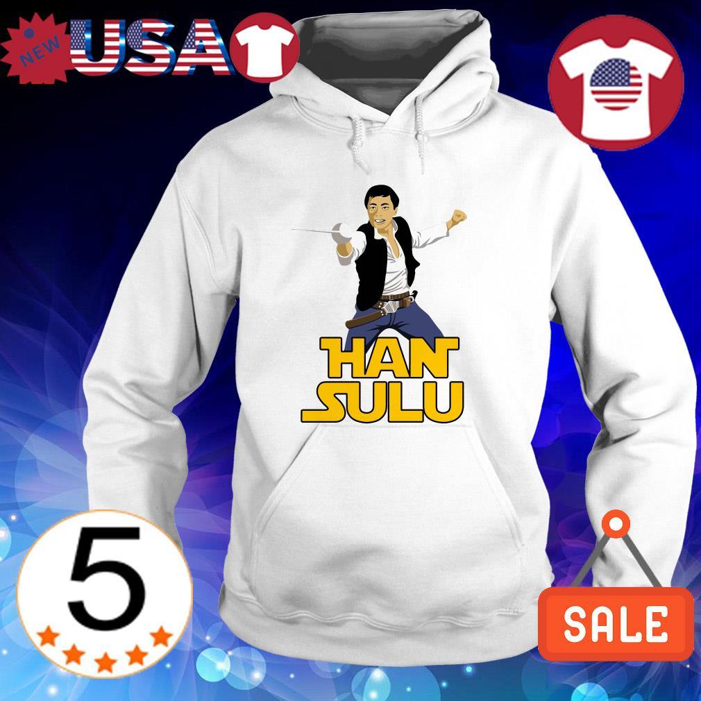 Star Trek Han Sulu shirt