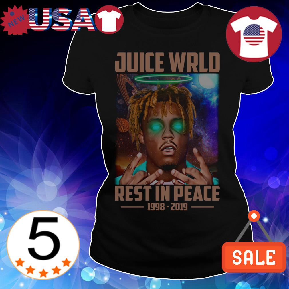 Juice Wrld Rest In Peace 1998 2019 shirt
